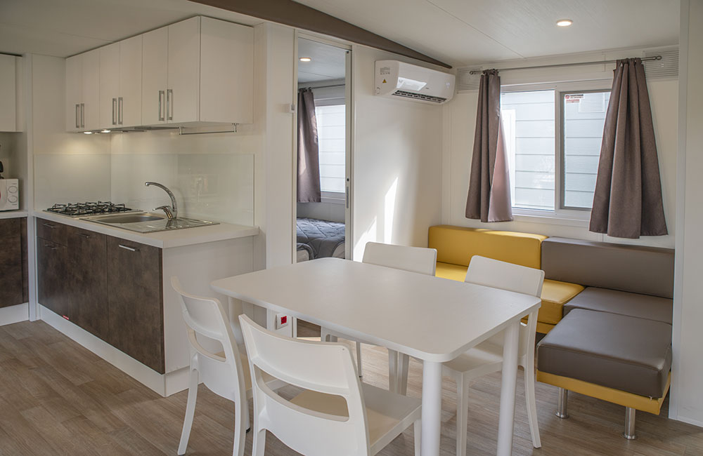 Mobil-Home Green Suite