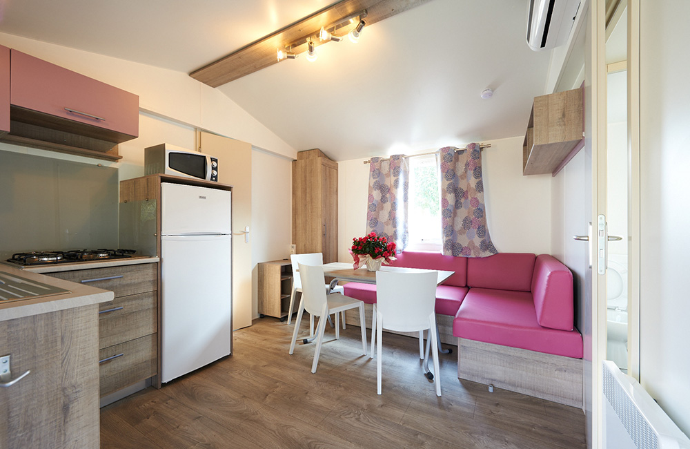Mobil-Home Suite Deluxe